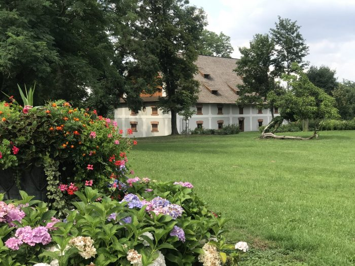 day trip to opava radun chateau gardens 700x525 - A day trip from Ostrava to Opava, Czech Republic