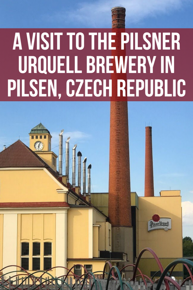 a visit to the pilsner urquell brewery in pilsen czech republic 667x1000 - A visit to the Pilsner Urquell Brewery in Pilsen, Czech Republic