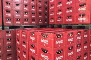 budweiser budvar 300x200 - A visit to the Budweiser Budvar brewery in Cesky Budejovice, Czech Republic