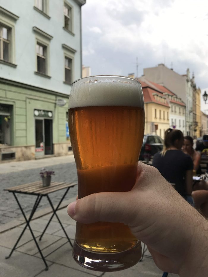 craft beer pilsen 700x933 - The best craft beer in Pilsen, Czech Republic