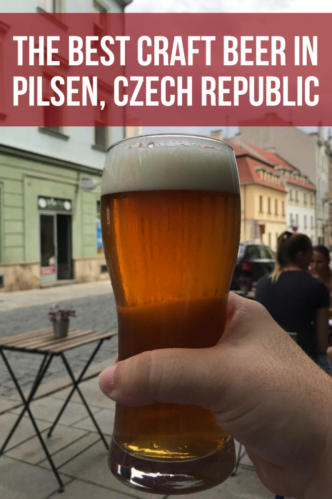 the best craft beer in pilsen czech republic 667x1000 - The best craft beer in Pilsen, Czech Republic