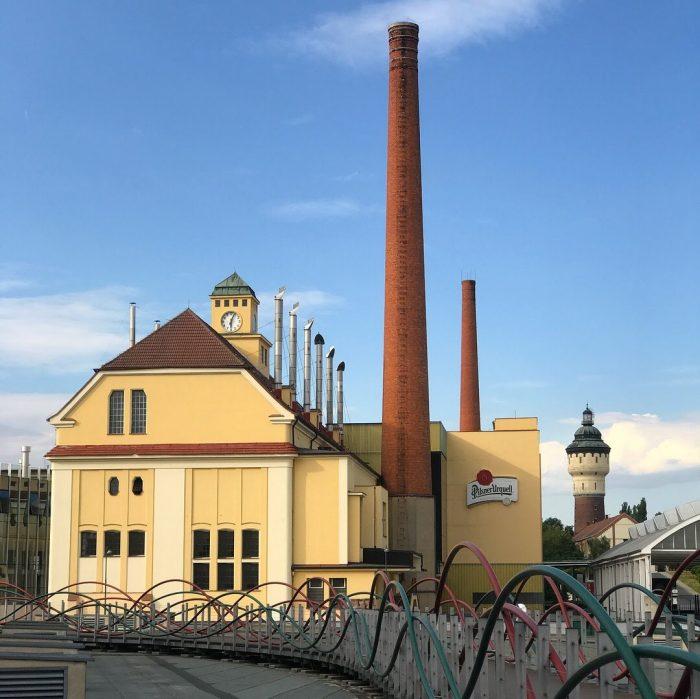 visit pilsner urquell brewery pilsen 700x699 - A visit to the Pilsner Urquell Brewery in Pilsen, Czech Republic