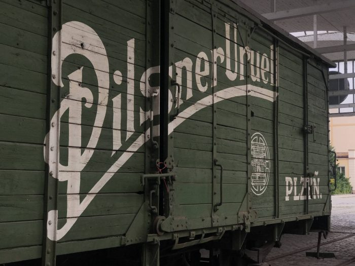 visit pilsner urquell brewery pilsen train 700x525 - A visit to the Pilsner Urquell Brewery in Pilsen, Czech Republic