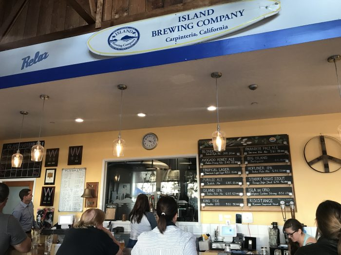 island brewing company carpinteria 700x525 - The best craft beer in Carpinteria, California