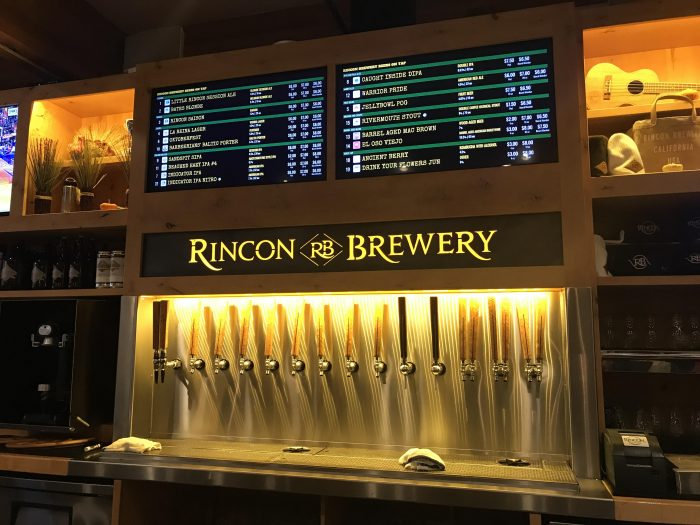rincon brewery 700x525 - The best craft beer in Carpinteria, California