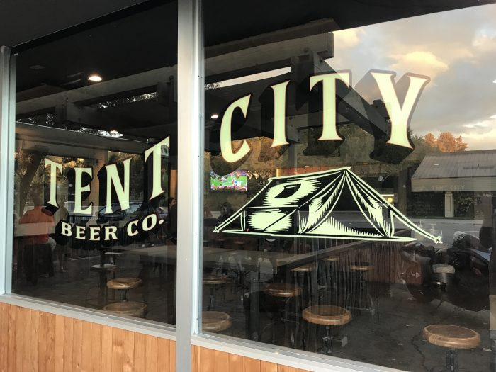 tent city beer company atascadero 700x525 - The best craft beer in Atascadero, California