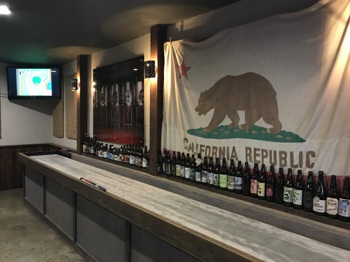 tent city beer company atascadero shuffleboard super nintendo 700x525 - The best craft beer in Atascadero, California