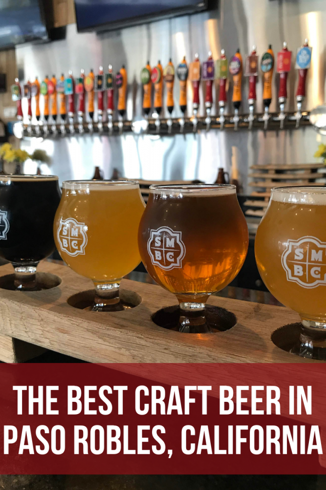 the best craft beer in paso robles california 667x1000 - The best craft beer in Paso Robles, California