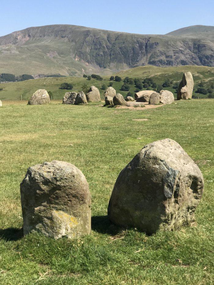 castlerigg stone circle cumbria 700x933 - A visit to Castlerigg Stone Circle in the Lake District, England