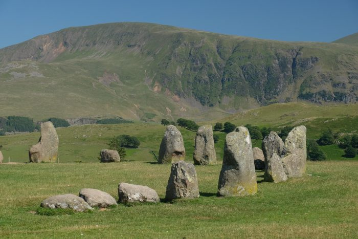 castlerigg stone circle england 700x467 - A visit to Castlerigg Stone Circle in the Lake District, England