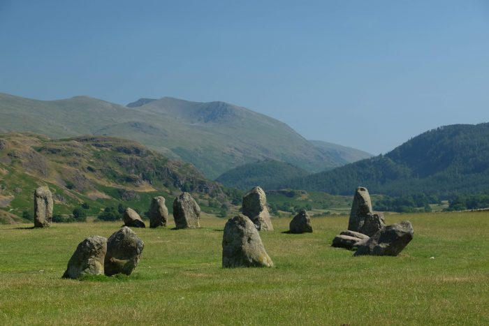 castlerigg stone circle lake district 700x467 - A visit to Castlerigg Stone Circle in the Lake District, England