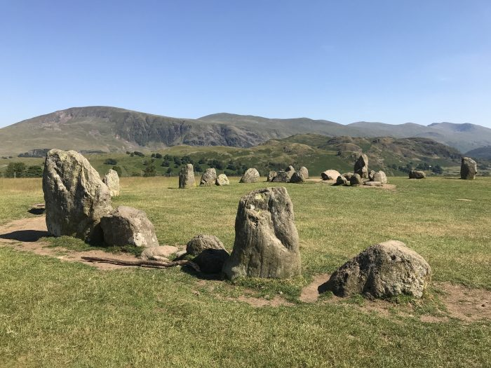 castlerigg stone circle lake district england keswick 700x525 - A visit to Castlerigg Stone Circle in the Lake District, England