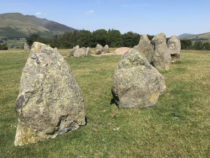 castlerigg stone circle neolithic 700x525 - A visit to Castlerigg Stone Circle in the Lake District, England