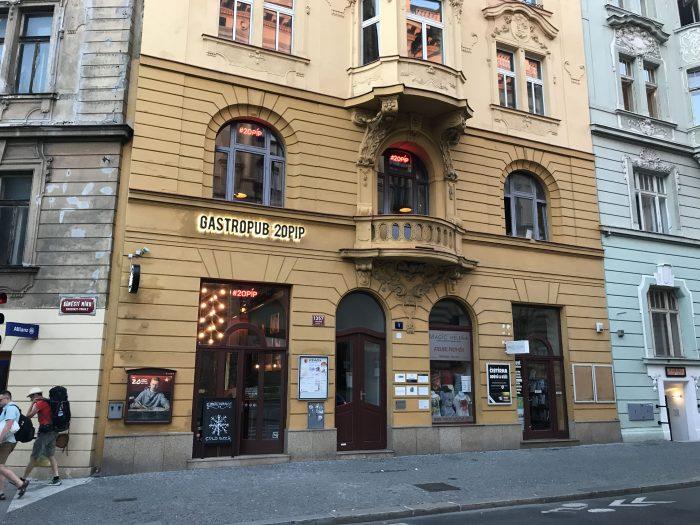 gastropub 20 pip craft beer prague 700x525 - The best craft beer in Prague, Czech Republic