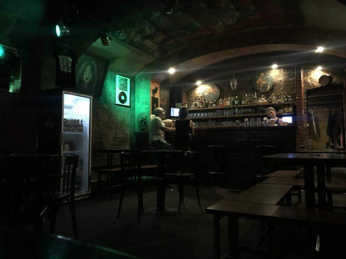 hells bells craft beer prague bar 700x525 - The best craft beer in Prague, Czech Republic