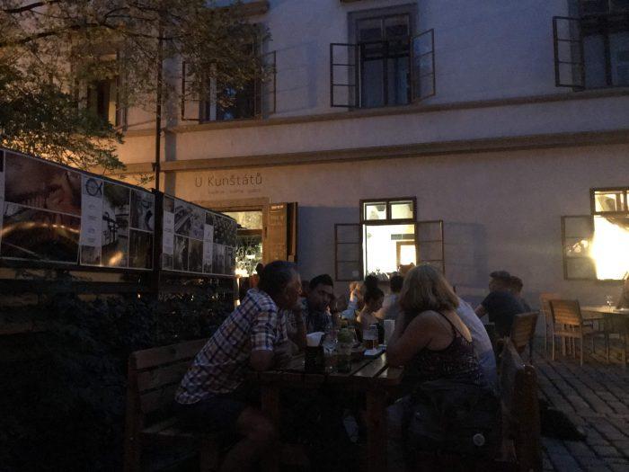 u kunstatu prague 700x525 - The best craft beer in Prague, Czech Republic
