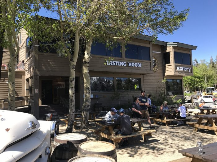mammoth brewing company 700x525 - The best craft beer in Mammoth Lakes, California