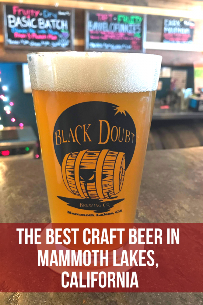 the best craft beer in mammoth lakes california 667x1000 - The best craft beer in Mammoth Lakes, California