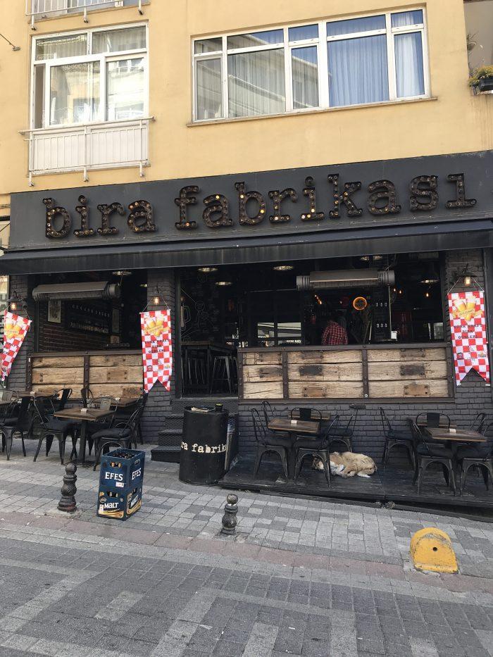 bira fabrikasi craft beer istanbul 700x933 - The best craft beer in Istanbul, Turkey
