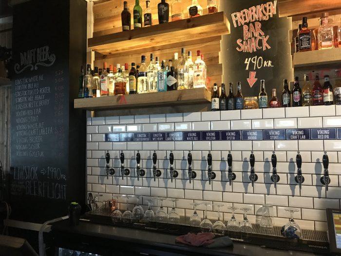 craft beer in reykjavik frederiksen ale house 700x525 - The best craft beer in Reykjavik, Iceland