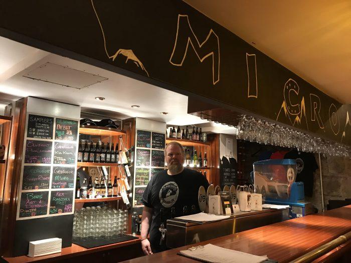 craft beer in reykjavik iceland micro bar 700x525 - The best craft beer in Reykjavik, Iceland