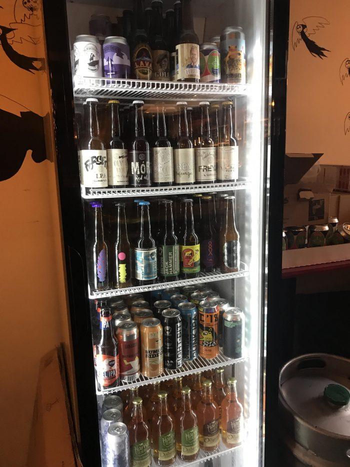 craft beer in reykjavik iceland micro craft beer bar 700x933 - The best craft beer in Reykjavik, Iceland
