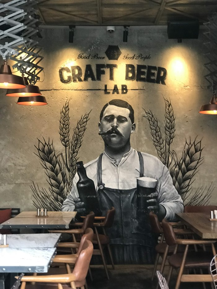 craft beer lab craft beer bar istanbul 700x933 - The best craft beer in Istanbul, Turkey