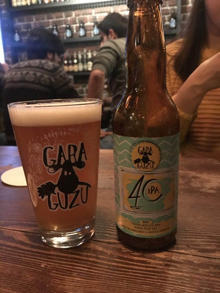 gara guzu 4c ipa 700x933 - The best craft beer in Istanbul, Turkey