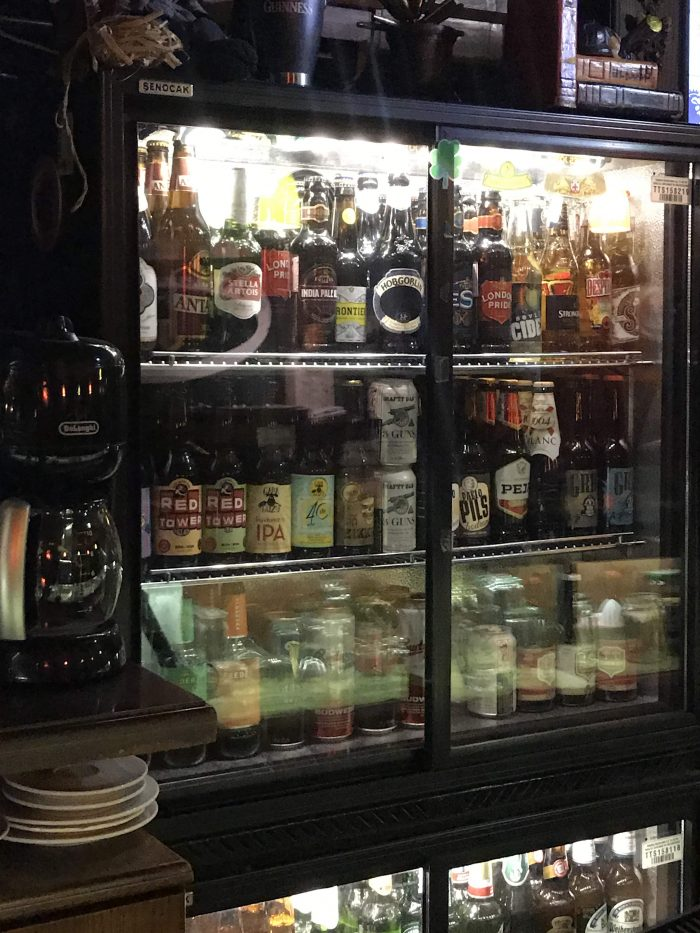 james joyce craft beer istanbul 700x933 - The best craft beer in Istanbul, Turkey