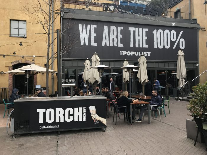 populist craft beer istanbul 700x525 - The best craft beer in Istanbul, Turkey