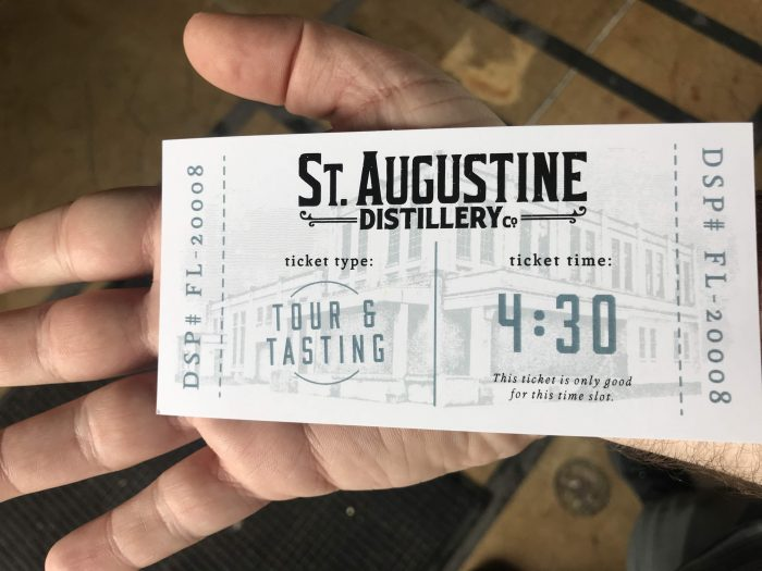 st augustine distillery tasting tours tickets 700x525 - A visit to the St. Augustine Distillery