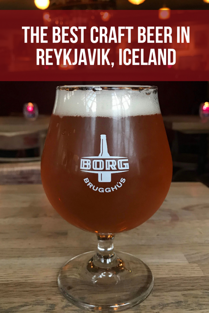 the best craft beer in reykjavik iceland 667x1000 - The best craft beer in Reykjavik, Iceland
