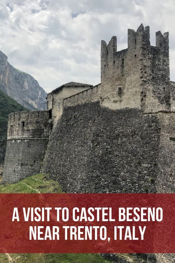 a visit to castel beseno near trento italy 667x1000 - A visit to Castel Beseno near Trento, Italy