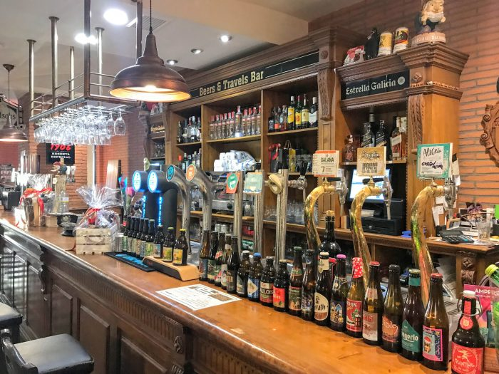 beers and travels bar craft beer valencia spain 700x525 - The best craft beer in Valencia, Spain