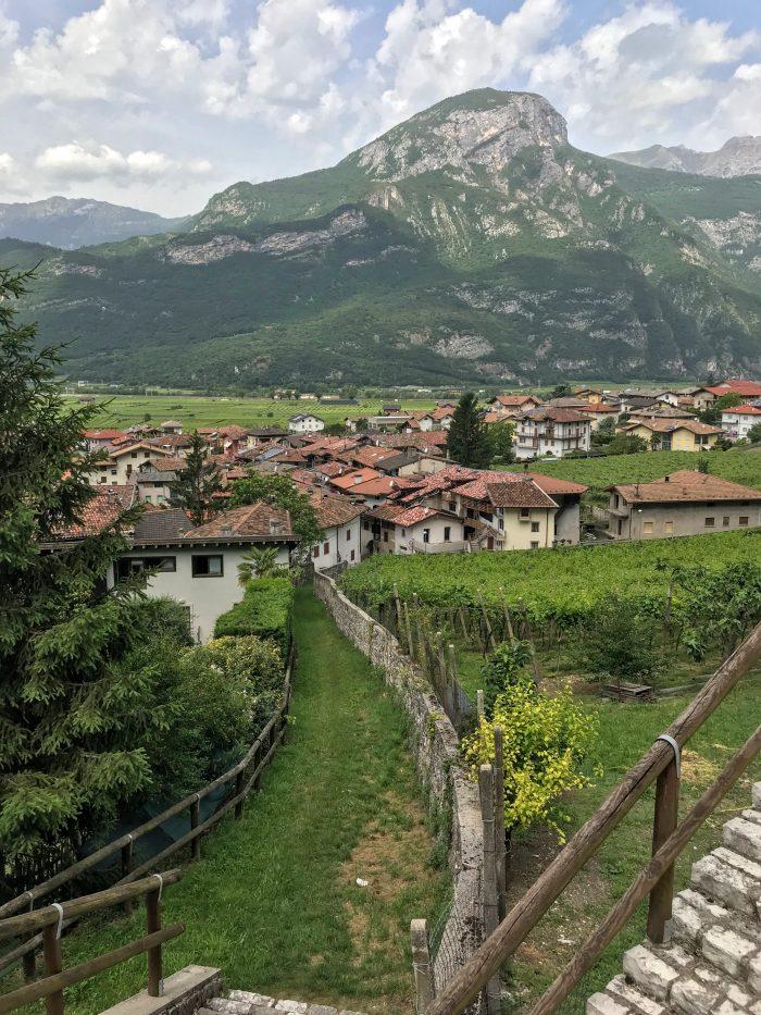 besenello italy trentino 700x933 - A visit to Castel Beseno near Trento, Italy