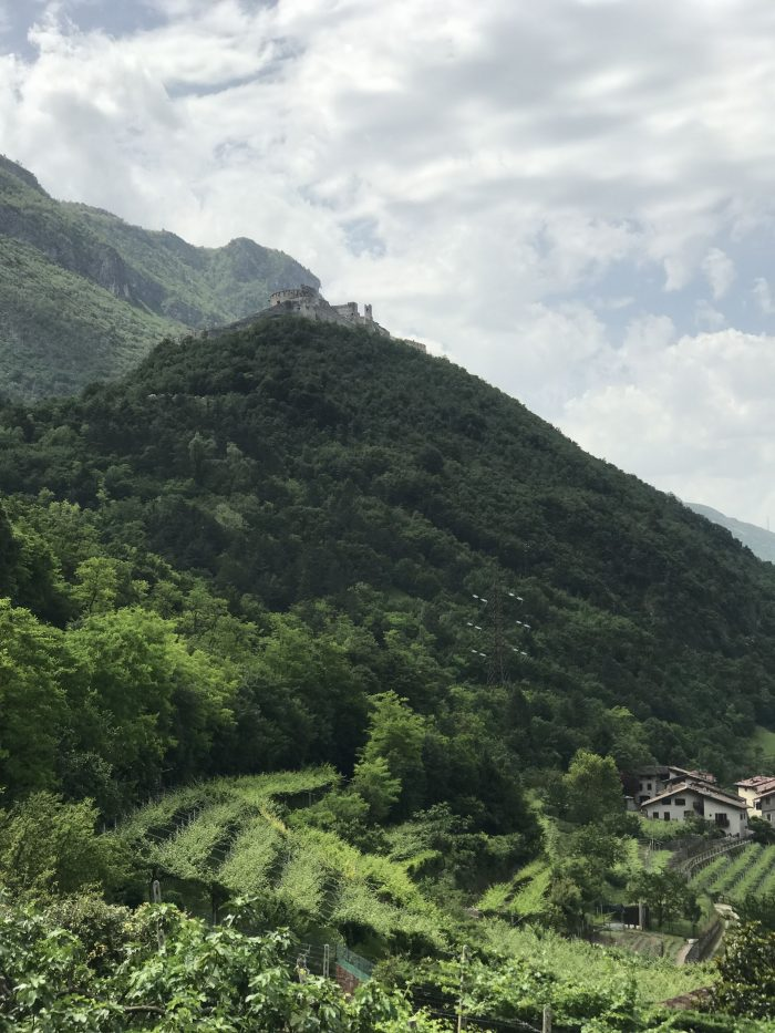 castel beseno besenello italy 700x933 - A visit to Castel Beseno near Trento, Italy