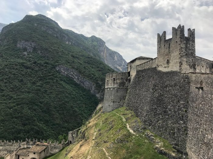 castel beseno italy 700x525 - Travel Contests: July 10, 2019 - Italy, Fiji, London, & more
