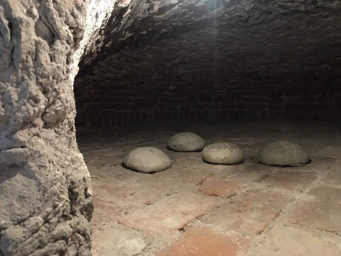 castel beseno ovens 700x525 - A visit to Castel Beseno near Trento, Italy