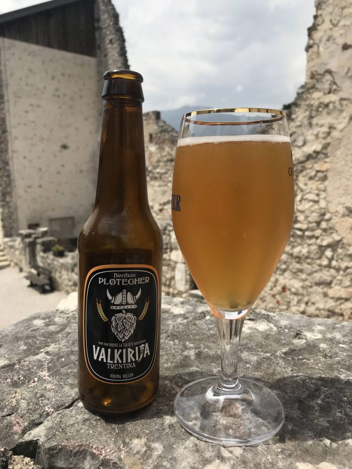 castel beseno plotegher craft beer trento 700x933 - A visit to Castel Beseno near Trento, Italy