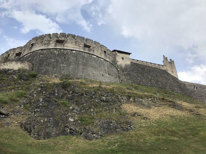 castel beseno trentino italy 700x525 - A visit to Castel Beseno near Trento, Italy