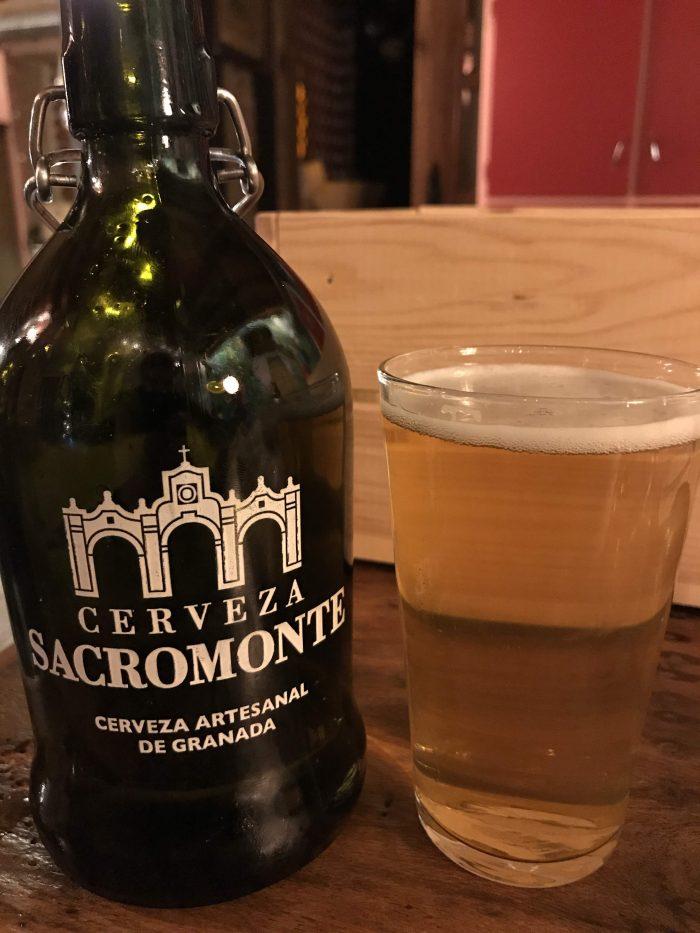 cerveza sacromonte craft beer granada 700x933 - The best craft beer in Granada, Spain