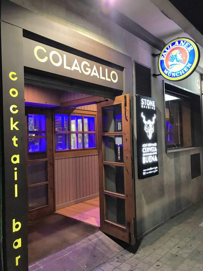 colagallo craft beer granada 700x933 - The best craft beer in Granada, Spain