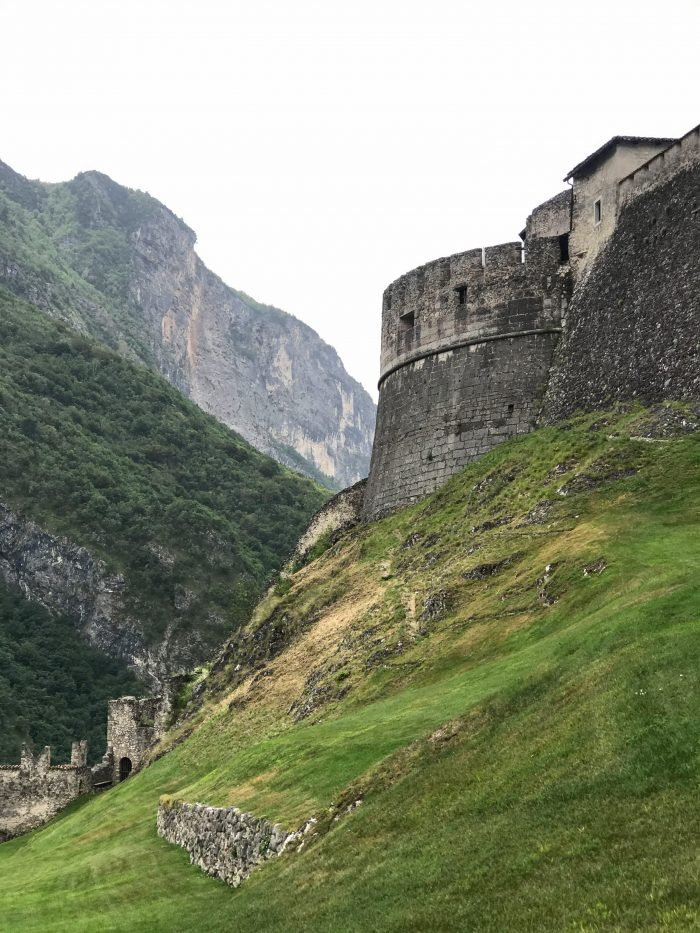 day trip from trento to castel beseno 700x933 - A visit to Castel Beseno near Trento, Italy