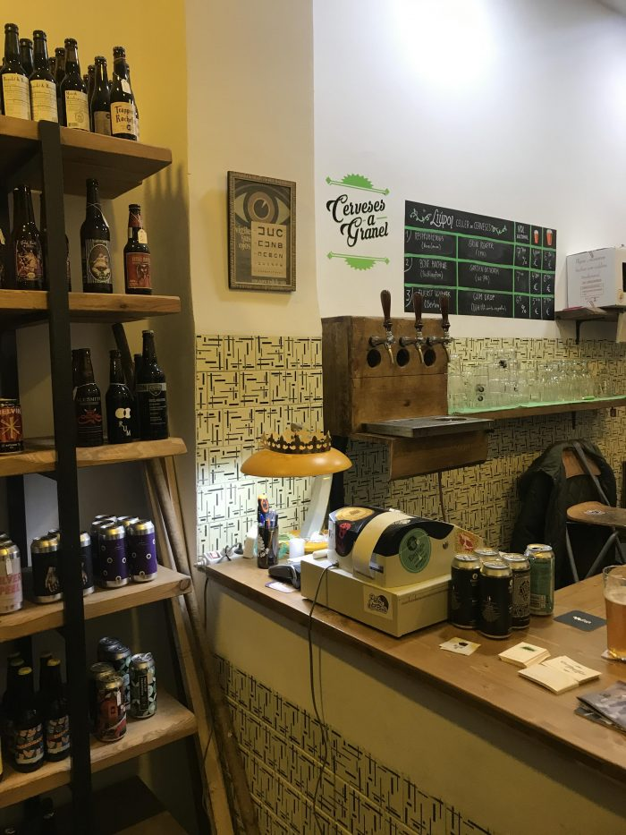 llupol craft beer valencia spain 700x933 - The best craft beer in Valencia, Spain