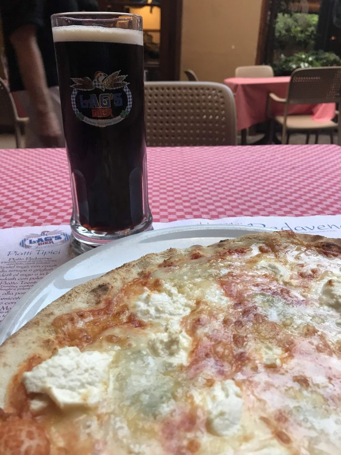 pedavena pizza craft beer trento 700x933 - The best craft beer in Trento, Italy