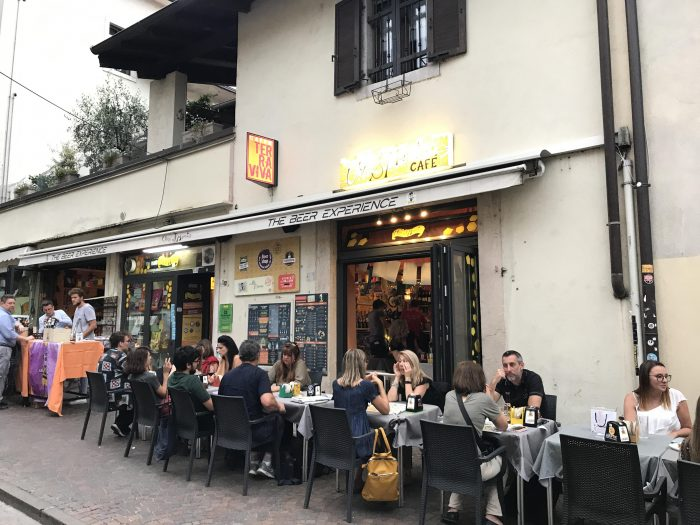 uva e menta cafe craft beer trento 700x525 - The best craft beer in Trento, Italy