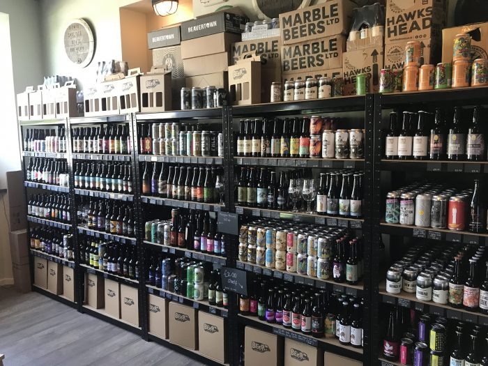 beer ambleside craft beer bottle shop 700x525 - The best craft beer In Windermere & the Central Lakes, Lake District, England
