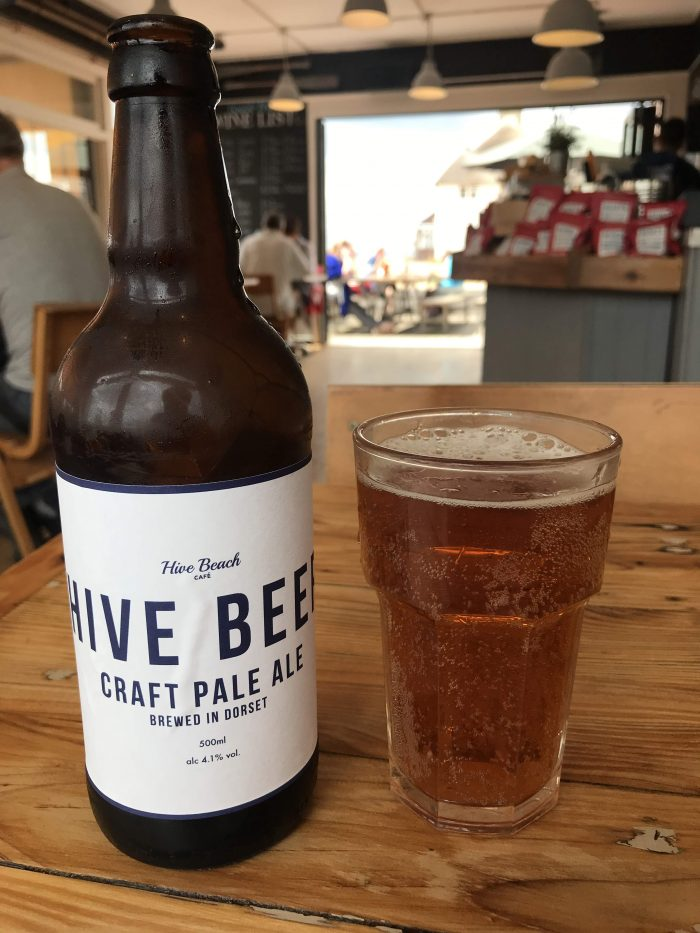 hive beer west bay piddle brewery dorset 700x933 - The best craft beer in Bridport, England