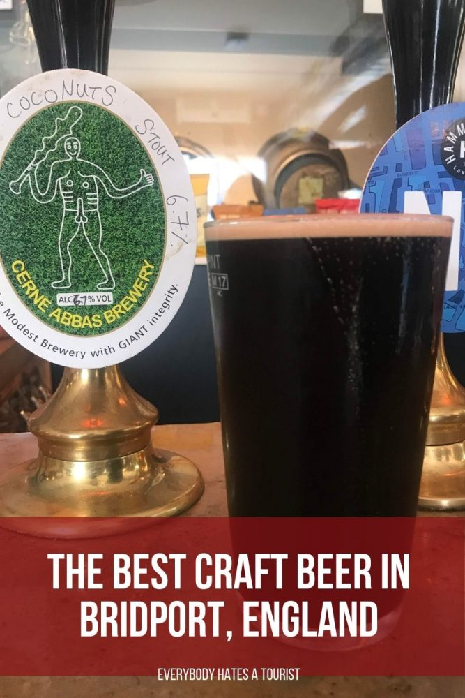 the best craft beer in bridport england 667x1000 - The best craft beer in Bridport, England