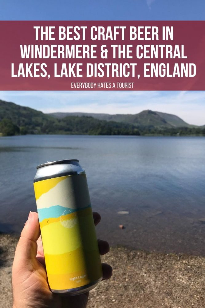 the best craft beer in windermere the central lakes lake district england 667x1000 - The best craft beer In Windermere & the Central Lakes, Lake District, England